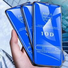 3x 10D Schutzpanzer Glasfolie für iPhone X / Xs Displayschutzfolie Curved