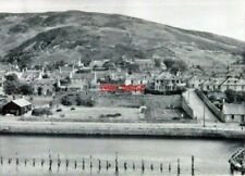 PHOTO  HIGHLAND HELMSDALE FROM ACROSS THE RIVER IN 1964 THERE IS A TENNIS COURT