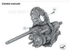 Cambio Bmw Gs Lc 1200 (23008554091-23008567244)