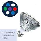 Full Spectrum 21W 54W LED Aquarium Light E27 LED Reef Lighting for Coral SOS LPS