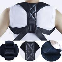 Adjustable Posture Corrector Belt Lumbar Magnetic Back Shoulder Support
