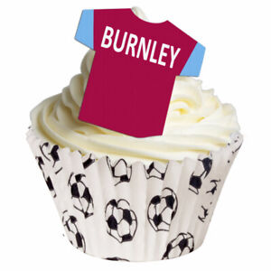 Edible T Shirts - Burnley by CDA Products