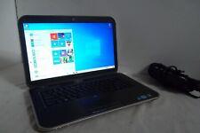 """Dell Inspiron 5520 15.6"""" Intel i7 (3rd Gen) 2.10GHz 8GB Wi-Fi WebCAM DVD±RW 1TB"""