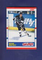 Wayne Gretzky Sniper HOF 1990-91 Score Hockey CDN #336 (NM+) Los Angeles Kings