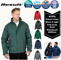 Result MENS WATERPROOF Windproof WARM Winter JACKET Sizes S,M,L,XL,2XL,3XL,4XL