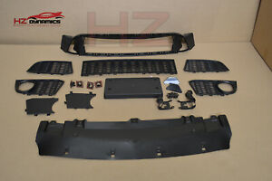 ACCESSORIES GRILL SET FOR BMW 5 SERIES 2010 2013 F10 M SPORT FRONT BUMPER