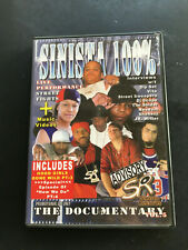 SINISTA 100% DIP SET VITA DJ SCOPE + DVD THE DOCUMENTARY PROMO DVD RATED R