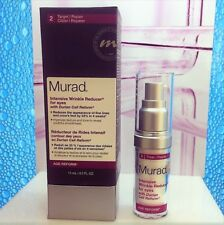 NEW IN BOX !!! MURAD AGE REFORM INTENSIVE WRINKLE REDUCER FOR EYES 30ml or 1oz