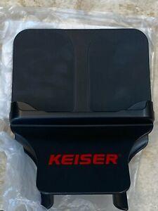 Keiser M3i Media Holder - Ipad Rack - Indoor Cycle Accessory - Fits M3+, M3I