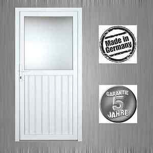 Nebeneingangstür Kellertür Modell K606P weiß Maßanfertigung nach außen öffnend