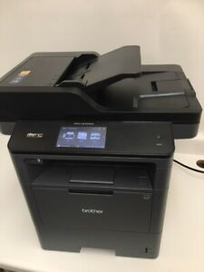 Brother MFC-L6800DW All-In-One Laser Printer Copier 60,669 Low pages