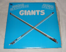 LP : Stephane Grappelli - Jean Luc Ponty - Giants (1980) jazz