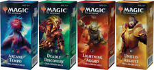 2019 Mtg Magic the Gathering Cards Challenger Set of 4 Decks Sealed & In Hand!