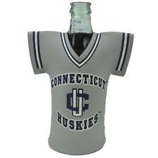 NCAA Connecticut Huskies Jersey Novelty Coozies Bottle Beer Cooler Drink Coolie