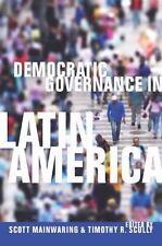 Democratic Governance in Latin America