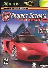 Project Gotham Racing 2 PGR2 (XBOX 2003) Platinum Hits **Free Shipping