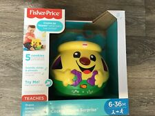 Fisher Price Cookie Shape Surprise Used