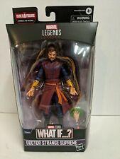 Marvel Legends What If? DOCTOR STRANGE SUPREME The Watcher BAF New Sealed