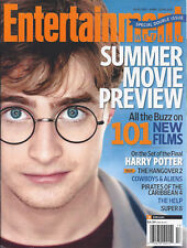 Entertainment Weekly Magazine Summer Movie Preview Harry Potter The Hangover