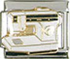 1 Sewing Machine 9MM NEW Stainless Steel Italian Charm Brand New!