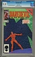 Daredevil #223 CGC 9.8 White Pages The Beyonder John Byrne