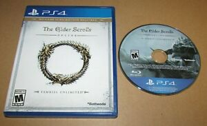 The Elder Scrolls Online: Tamriel Unlimited for Playstation 4 Fast Shipping
