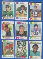 1973 Topps Football Complete Your Set Pick 12 Ex ExMt