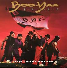 BOO-YAA T.R.I.B.E. - New Funky Nation (LP) (EX+/EX-)