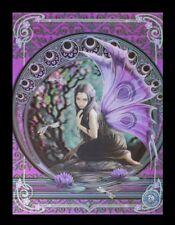 3d CUADRO CON ELFO - naiad - Anne Stokes Fantasy Lienzo PÓSTER IMPRESIÓN FOTO