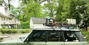 Surco Roof Rack for  Range Rover Classic discovery