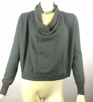 Repeat Cashmere Gray Cowl Neck size 36 XS Women's Sweater
