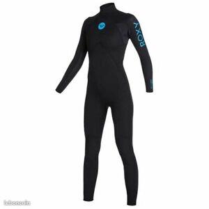 wetsuits combinaison surf ROXY Syncro GBS 3/2mm back zip ERJW103044-KVD0