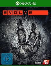 Evolve (Microsoft Xbox One, 2015, DVD-Box)