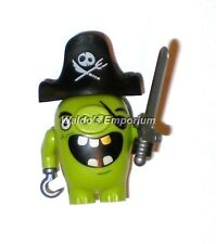 Lego Angry Birds Movie MiniFigure, PIRATE PIG with Sword from set 75825, New