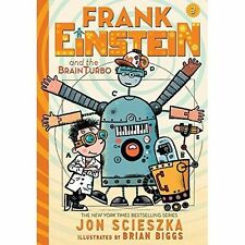 Frank Einstein and the BrainTurbo (UK edition): Book Three by Jon Scieszka (Paperback, 2015)