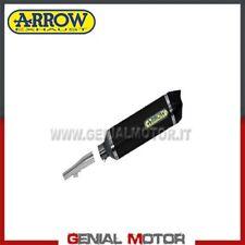 Auspuff + Link Pipe Arrow R. Tech AKN Alu S Honda Nc 700 S 2012 > 2014