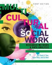 Multicultural Social Work Research Methods & Data Analysis