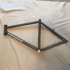 """Litespeed Titanium Frame 19"""" Excellent Condition 3AL/2.5V With ROYCE Titanium BB"""