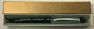Vintage Pen - Hawker Siddeley 748