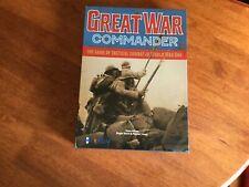 Great War Commander Board Game