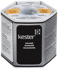 Kester 44 Rosin Core Solder 60/40 .031 1 lb. Spool