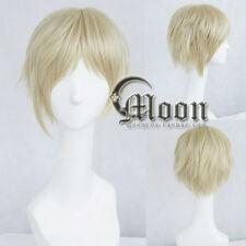 Kagerou Project/Mekaku City Actors Kano Shuuya blonde cosplay wig Anime Hair