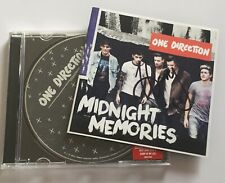 More details for one direction - midnight memories 2013 cd ( signed autographed ) by harry styles