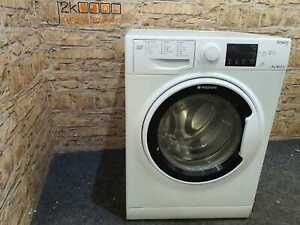 Hotpoint Smart Tech+ Direct Injection 9kg 1400 Spin Washing Machine