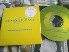 Deadeye Dick – New Age Girl Chrysalis Records CDDIKDJ1 UK PROMO CD SINGLE