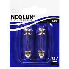NEOLUX Soffiette 10W 12V Offroad Sockel SV8,5-8 Signal- und Innenbeleuchtung