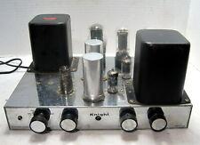 Knight 20 Watt 6L6 Mono Amplifier