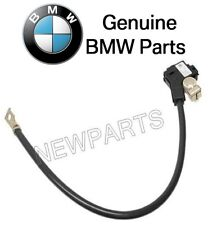 For BMW X4 M5 X3 Battery Cable-Negative w/ Intelligent Battery Sensor Genuine