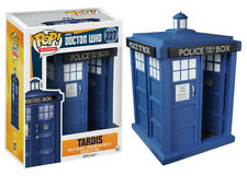 Funko Pop TV: Doctor Who - Tardis 6 Inch Super Sized Pop Item #5286