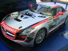 Carrera Digital 132 30551 Mercedes-Benz SLS AMG GT3 Team Black Falcon VLN 2011
